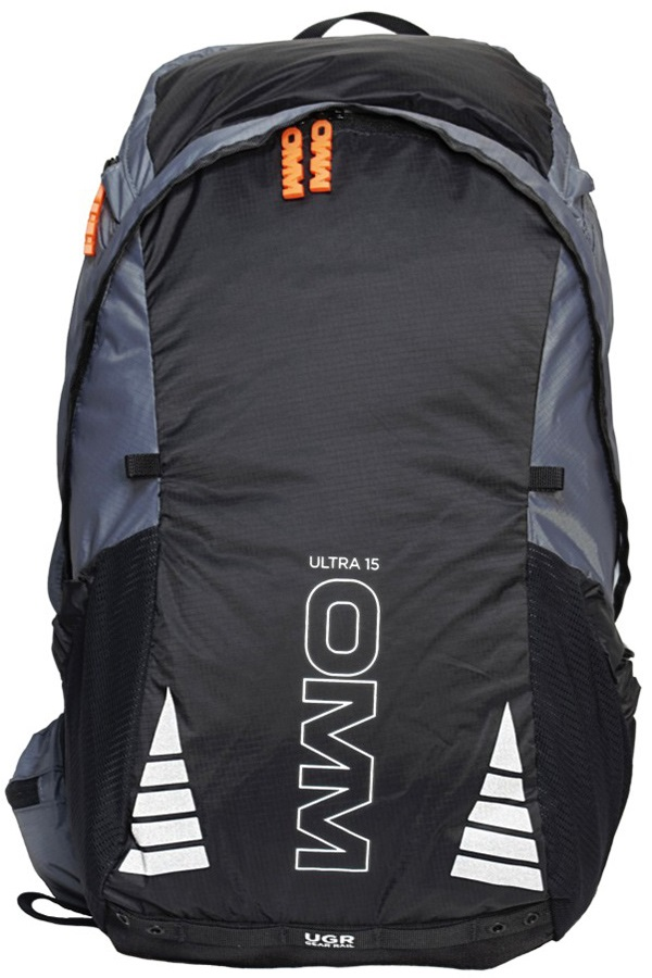 OMM Ultra 15 Running Backpack, 15L Grey