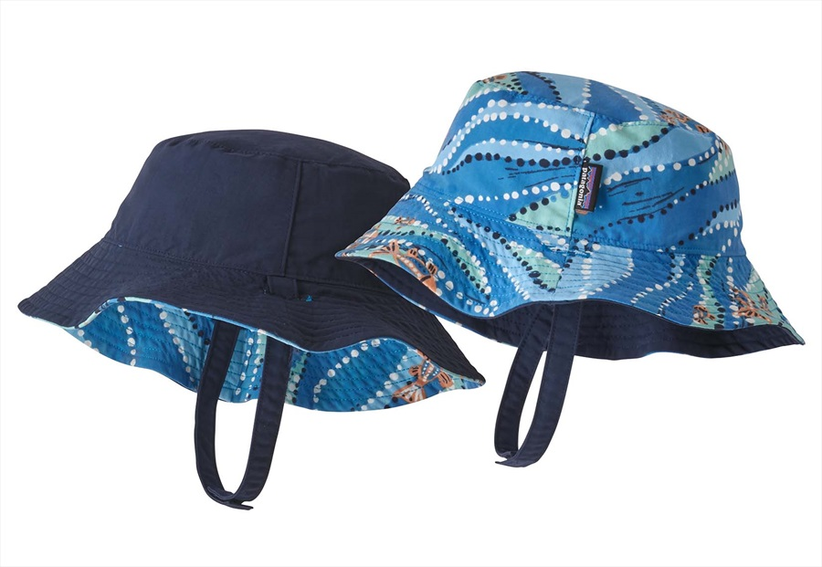 b4497688a24 Patagonia Child Unisex Baby Sun Bucket Hat