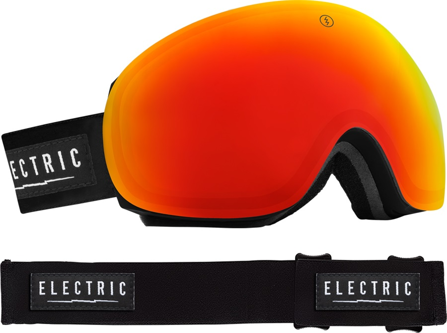 Electric Eg3 Snowboard Ski Goggles Gloss Black 2015