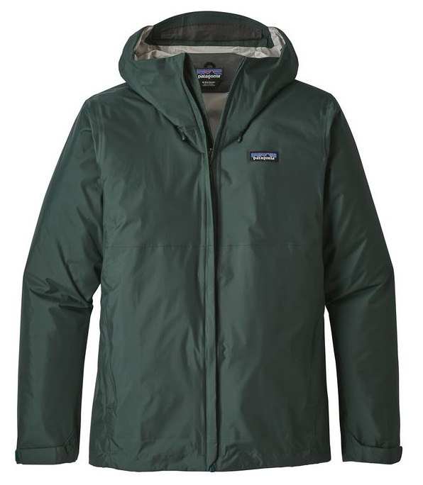 Patagonia Adult Unisex Torrentshell Waterproof Jacket, M Micro Green