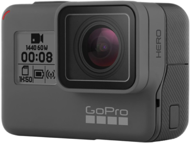 GoPro Hero Action Camera With Free 16GB Memory Card