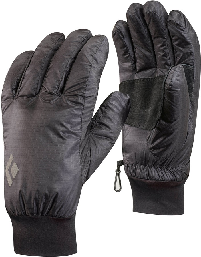 Black Diamond Stance Insulated Cold Weather Glove, S Black