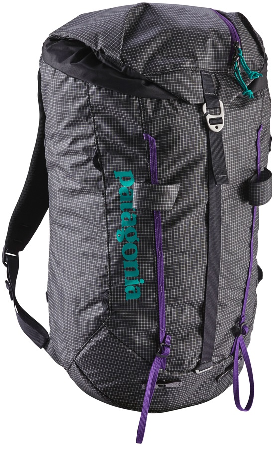 Patagonia Ascensionist Rock Climbing Backpack/Rucksack 30L L Ink Black