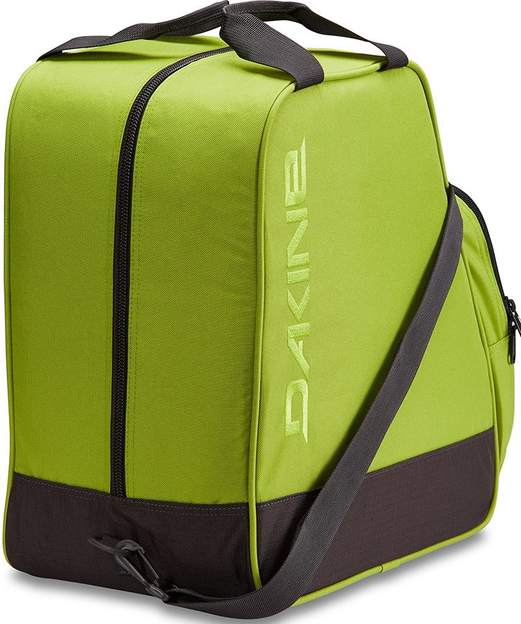 Dakine Boot Bag Snowboard Or Ski Boots 30l Dark Citron