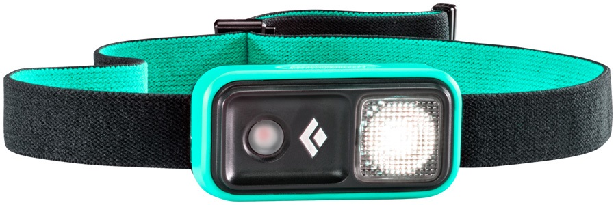 Black Diamond Ion 100 Lumen LED Headlamp, Adjustable Salt Water