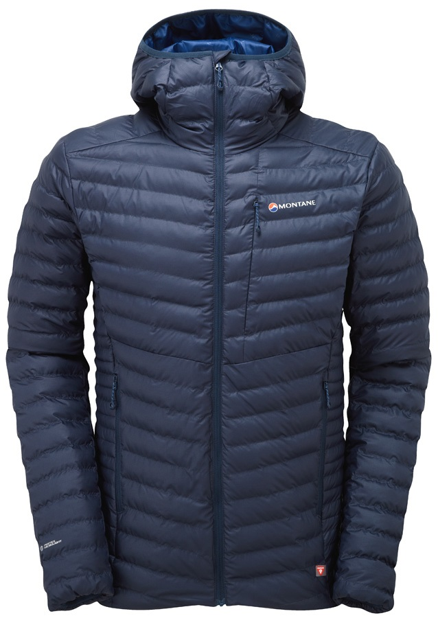 Montane Icarus Insulated Jacket, M Antarctic Blue