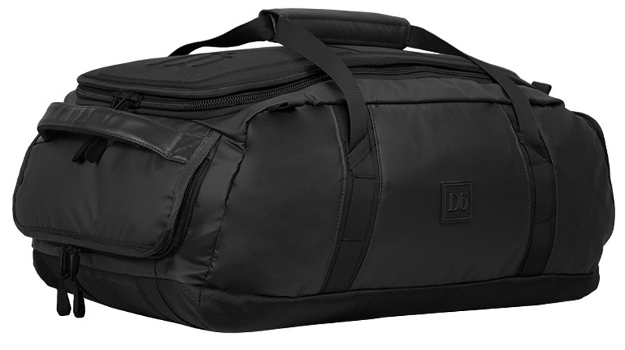 Douchebag The Carryall Backpack, 70L Black Out
