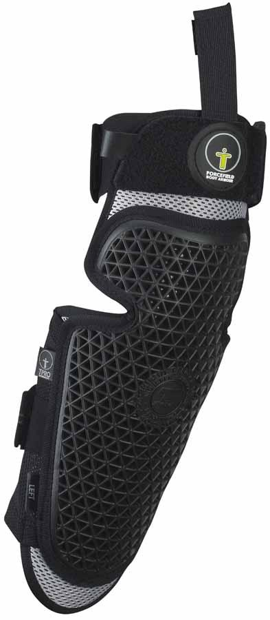 Forcefield Extreme Arm Protector, S, Black