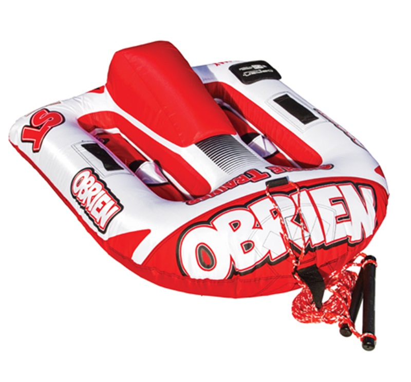 O'Brien Simple Inflatable Waterski Trainer To 85lb / 39kg Red 2018
