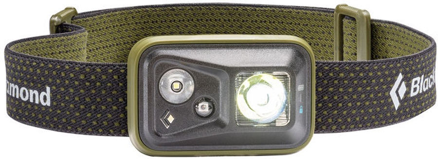 Black Diamond Spot LED Headlamp, 300 Lm Dark Olive