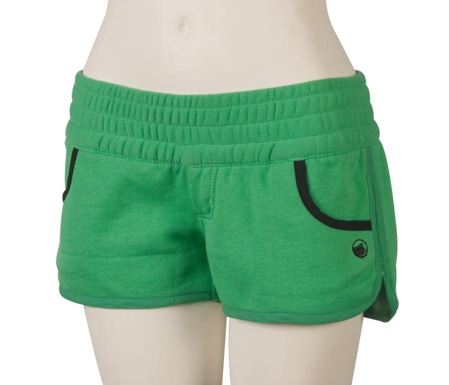 Liquid Force Morning Walk Walk Shorts, Size 8, Green, 2106482