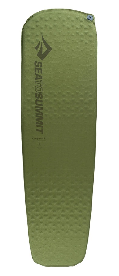 Sea to Summit Camp Mat Self Inflating Camping Mattress/Airbed Olive