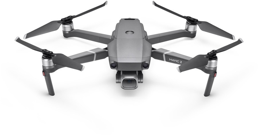 DJI Mavic 2 Pro Quadcopter Adventure Drone, Fly More Package