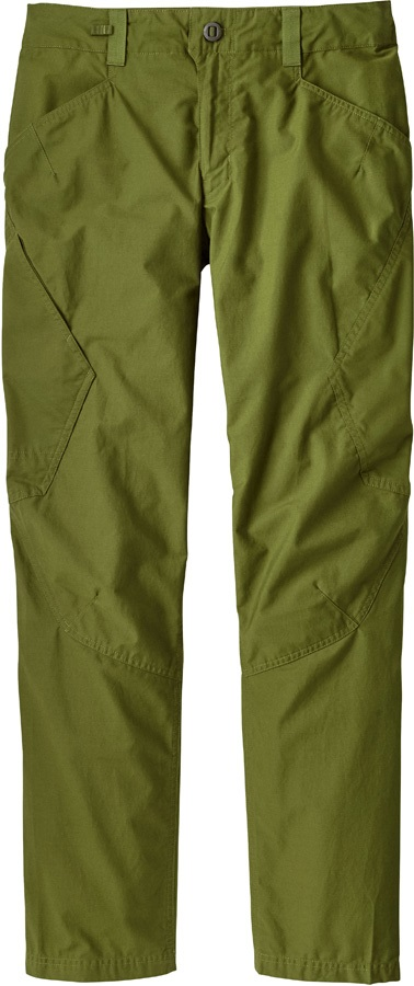 "Patagonia Venga Men's Rock Climbing Trousers, 34"" Sprouted Green"
