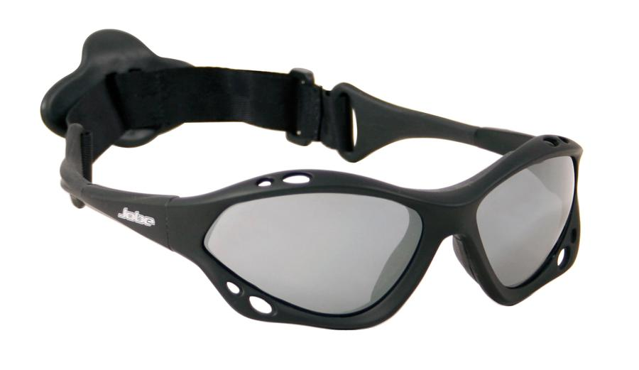 Jobe Knox Floatable Watersports Sun Glasses, Black Polarized 2018