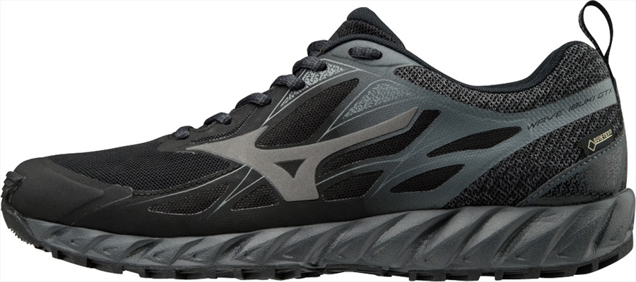 Mizuno Wave Ibuki GTX Men's Trail Running Shoe, UK 8.5 Black