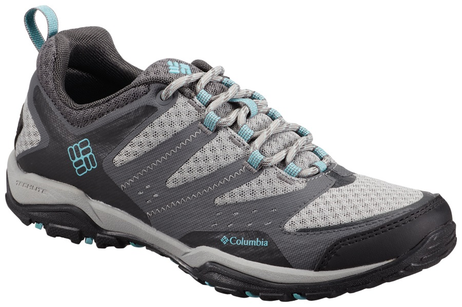 Columbia Peakfreak Xcrsn Xcel Women's Walking Shoe UK 8 Grey