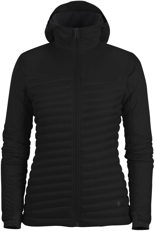Black Diamond Hot Forge Hybrid Hoody Women's Insulated Jacket L