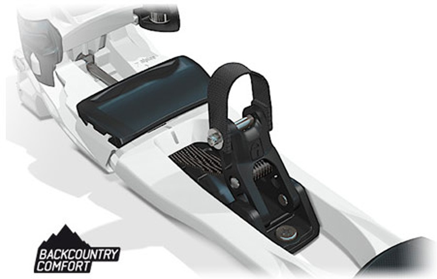 marker tour f12 epf ski bindings large110mm blackanthracite