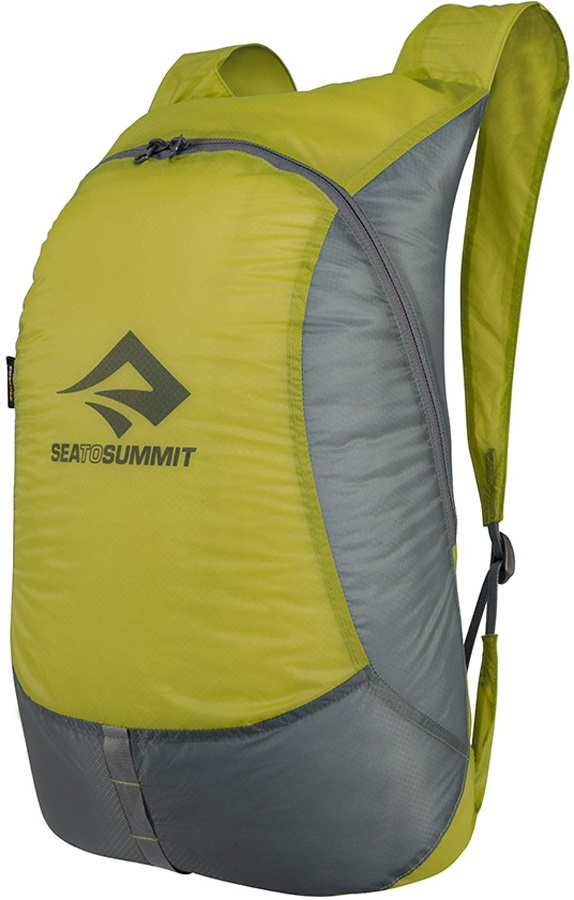 Sea to Summit Ultra-Sil Day Pack Ultralight Pocket Backpack, 20L Lime