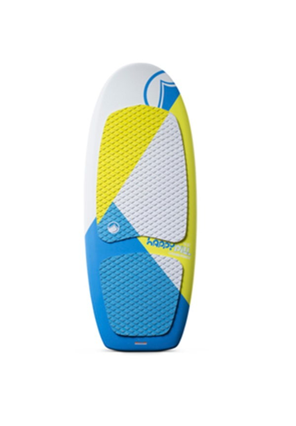 "Liquid Force Happy Pill Wakesurfer, 4'0"", Yellow, 2016"