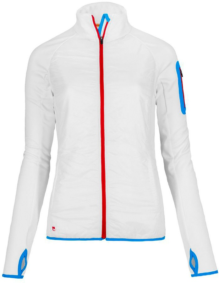Ortovox (SW) Hybrid Women's Insulated Jacket L White Merino