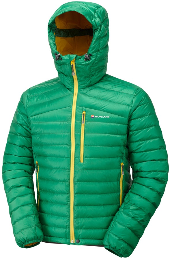 Montane Adult Unisex Featherlite Men's, XXL Jelly Bean Green