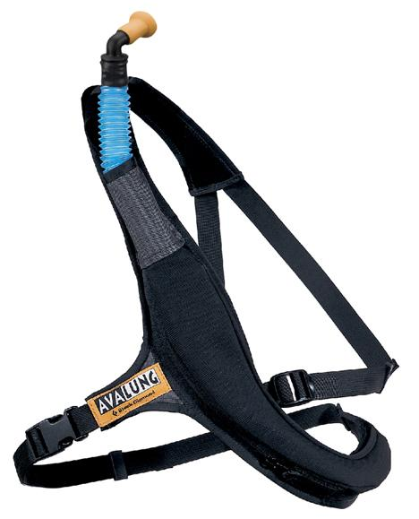 Black Diamond Avalung 2 Sling Avalanche Safety Breathing Aid, S/M