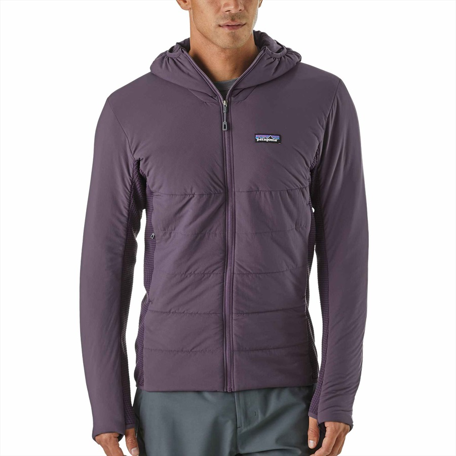 Patagonia Men S Nano Air Light Hybrid Jacket Review: Patagonia Nano Air Light Hybrid Hoody Men's Synthetic