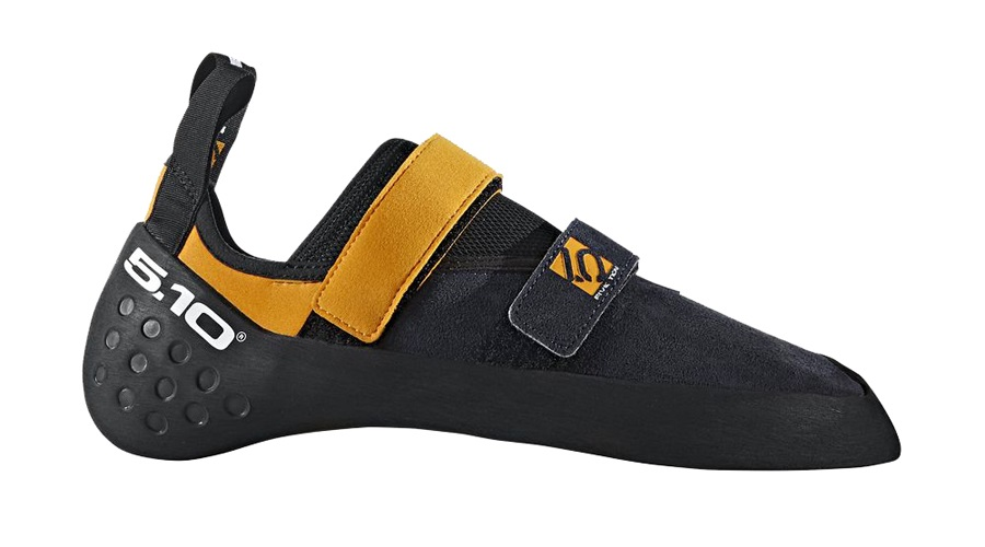 Five Ten Wall Master Rock Climbing Shoe: UK 8.5, Solar Gold