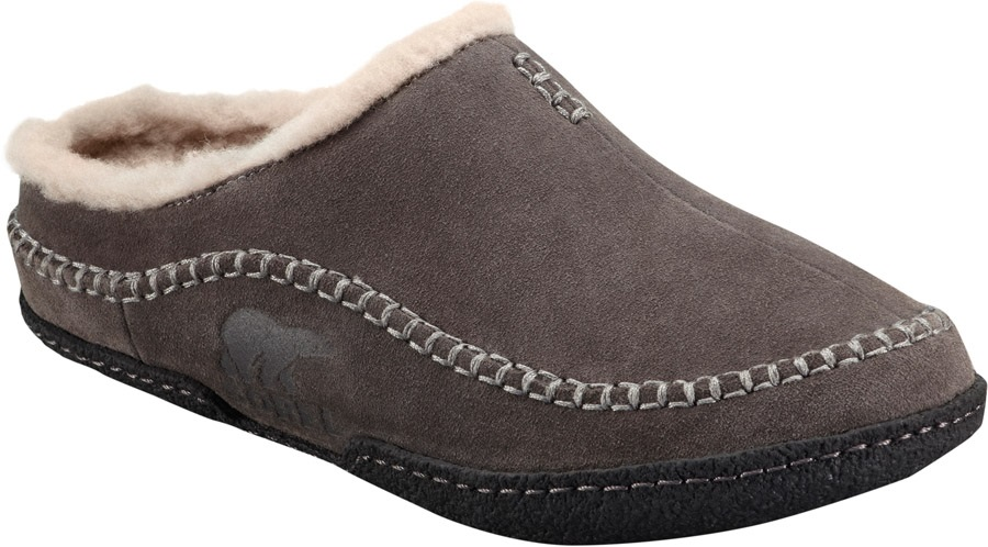 Sorel Adult Unisex Falcon Ridge Men's Slippers, UK 7 Shale