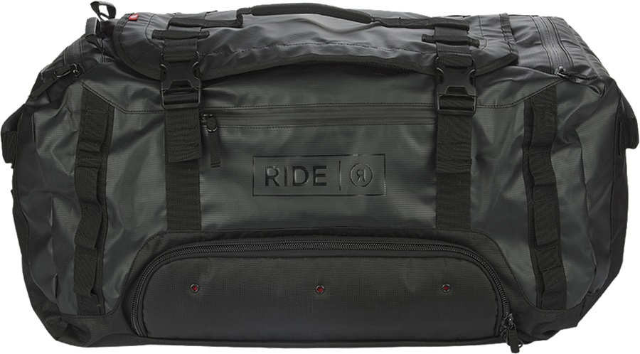 Ride Duffel Travel Bag, 80L Black