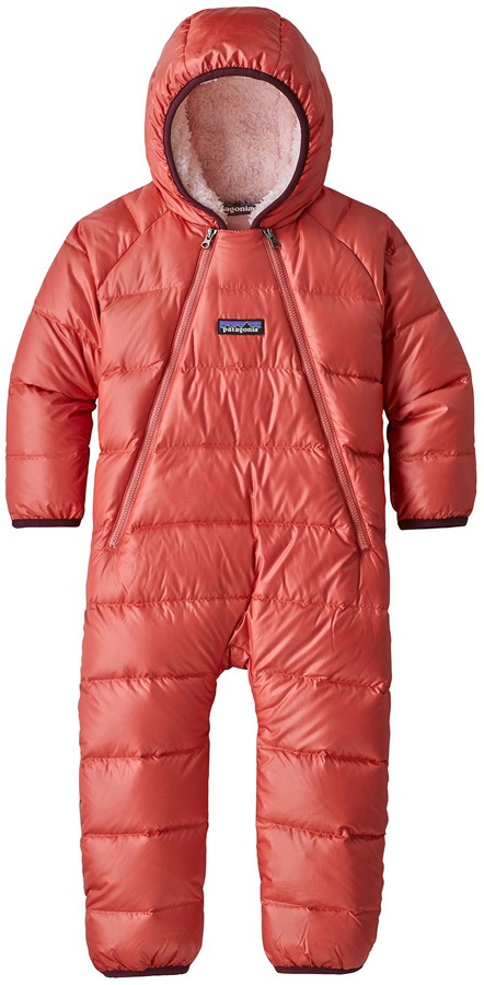 3f49137c3 Patagonia Infant Hi-Loft Down One-piece Bunting