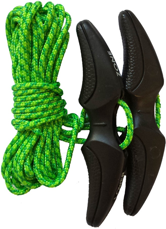 Burton Speed Zone Replacement Snowboard Boot Lace, Full Kit,Green
