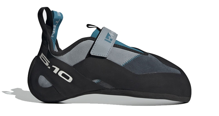 Five Ten Hiangle Rock Climbing Shoe: UK 7.5, Onix & Teal