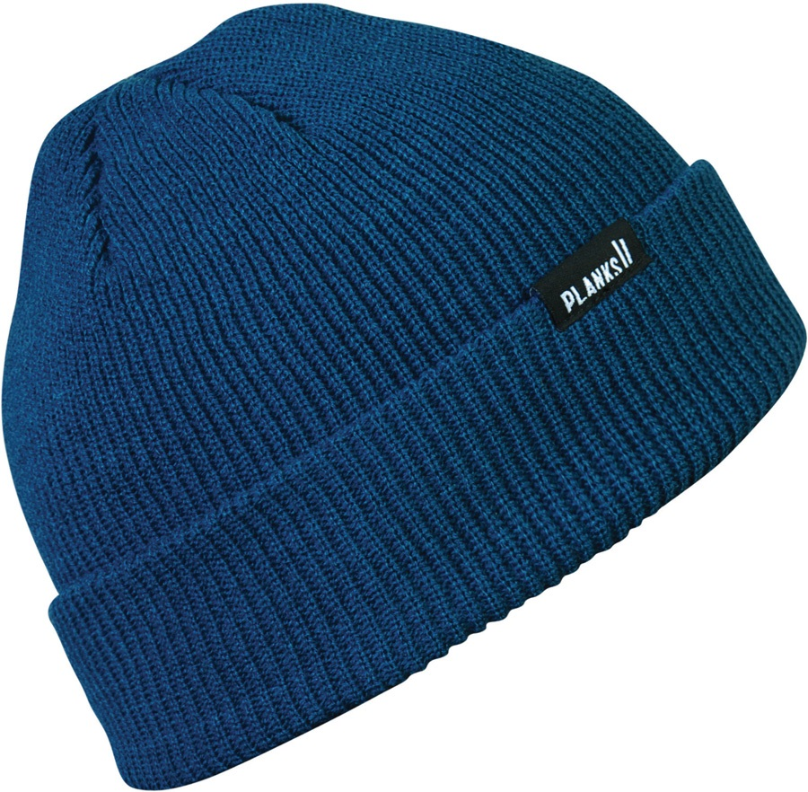 892bc5407cb Planks Essentials Beanie, One Size Peacock