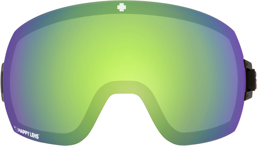 40878e15f7ae SPY Legacy Lucid Green Snowboard Goggles Spare Lens, Happy Yellow