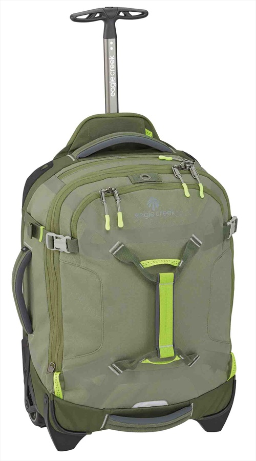 Eagle Creek Load Warrior™ Carry-On Wheeled Bag/Suitcase, 36L Olive