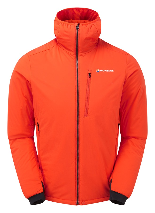 Montane Fireball Men's Primaloft Insulated Jacket, M Fireball