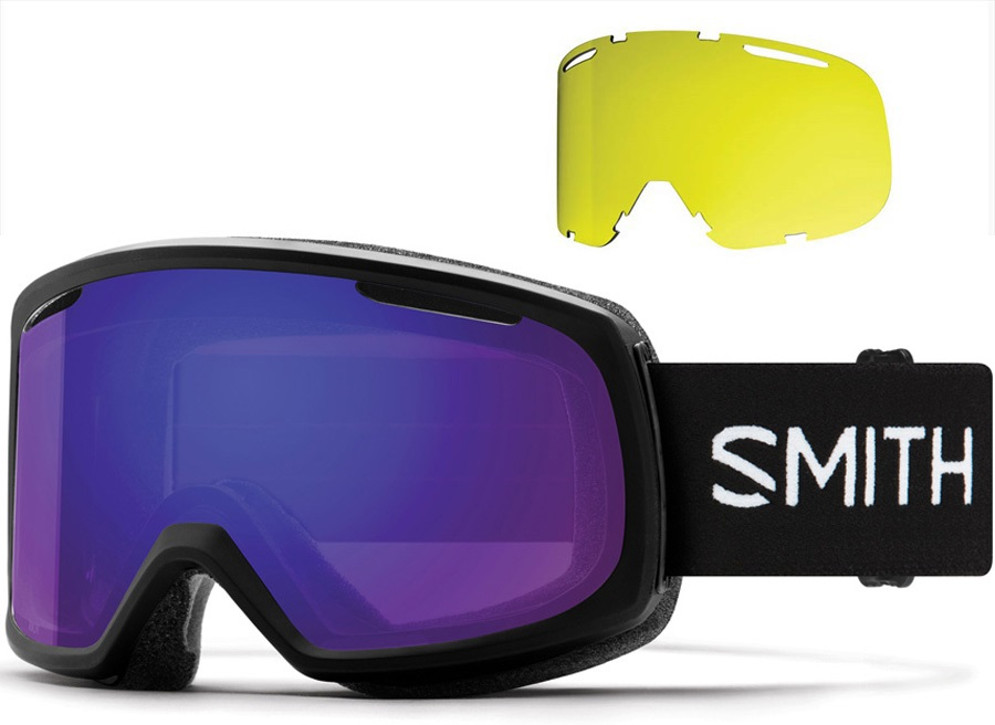 02eef8cad28 Smith Riot CP Everyday Violet Women s Snowboard Ski Goggles