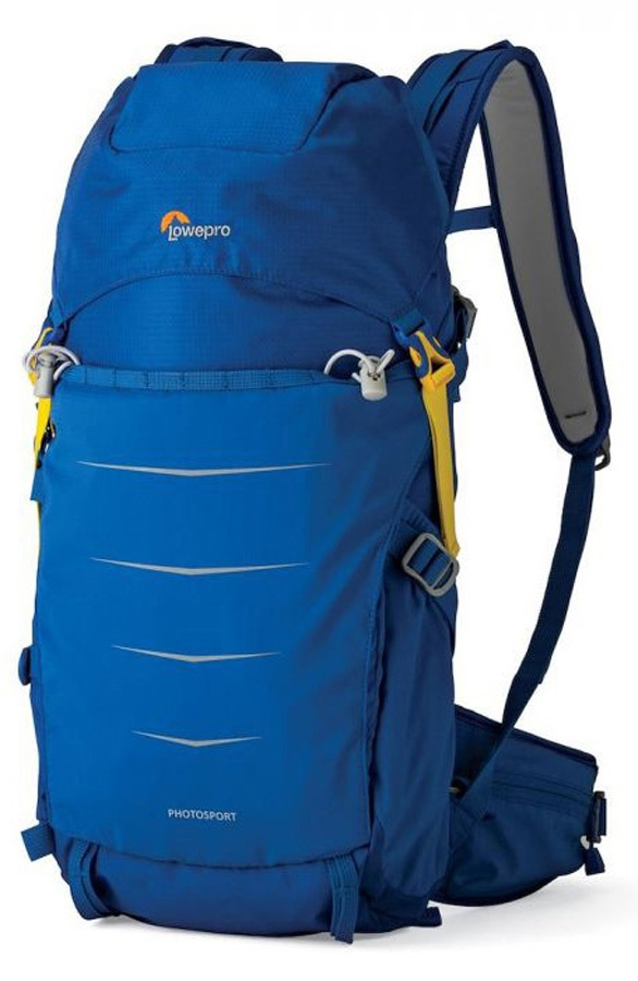 Lowepro Photo Sport 200 AW II Hiking Photography Backpack Horizon Blue