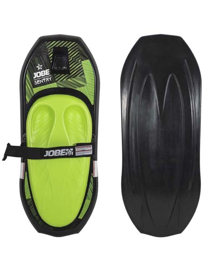 Jobe Sentry Performance Kneeboard, Black Green 2019