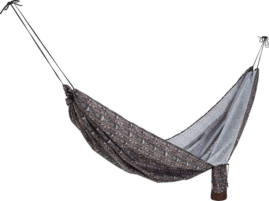 Burton Honey Baked Hammock, Single Guatikat Print