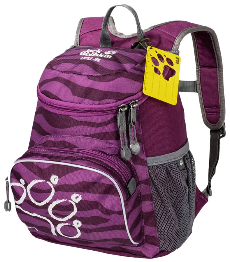 Jack Wolfskin Little Joe Kid's Backpack: 11L, Butterfly