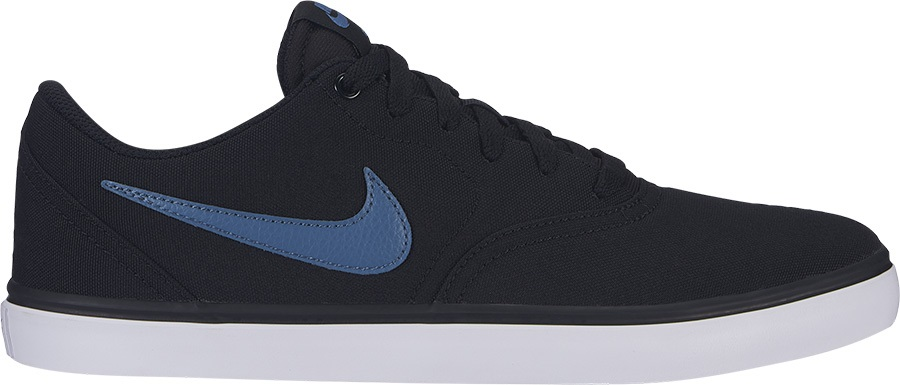 check out d8f20 961ac Nike SB Check Solarsoft Canvas Men s Skate Shoes, UK 7 Thunderstorm