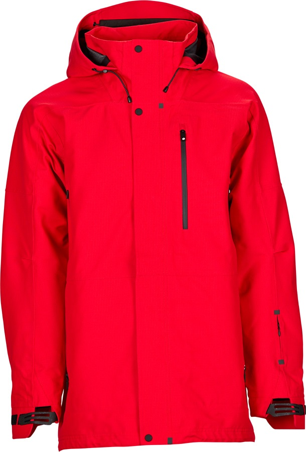 9292da6f1f Bonfire Aspect 3L Stretch Men's Ski/Snowboard Jacket XL Red