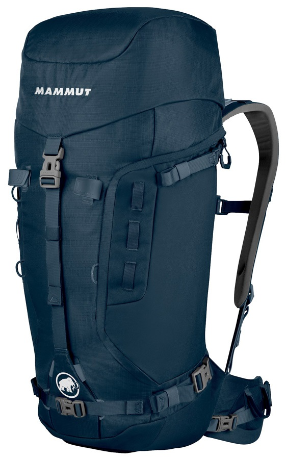 Mammut Adult Unisex Trion Guide 4 Season Alpine Backpack, 35+7L Jay