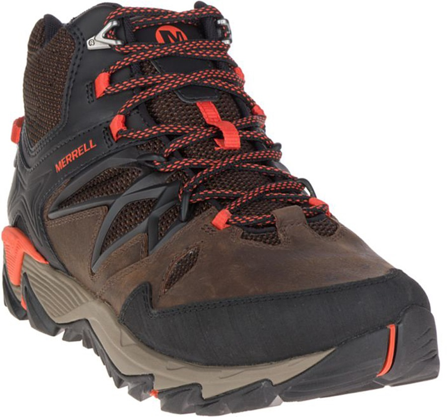 huge discount 09d6b b5fcc Merrell All Out Blaze 2 Mid Gore-Tex Hiking Boots, UK 8.5