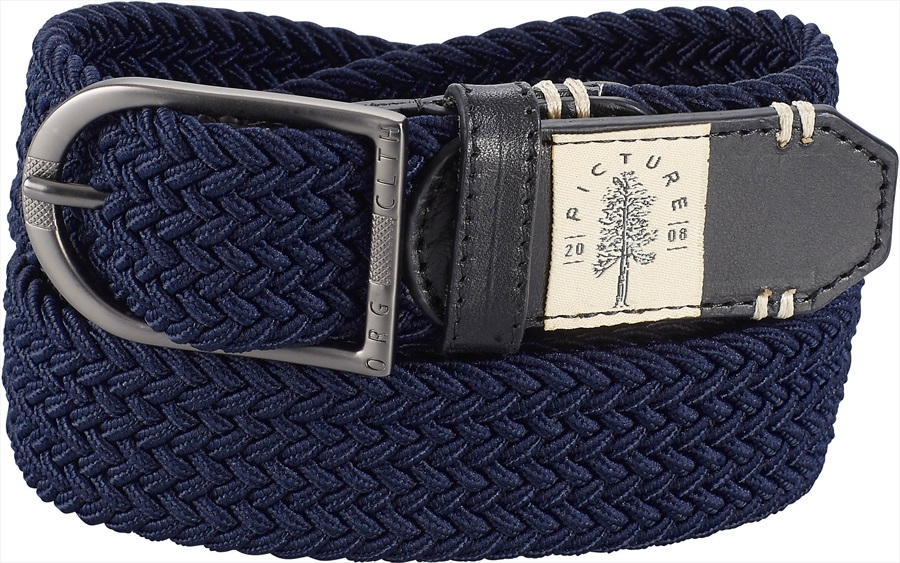 Picture Hollyday Belt, One Size Dark Blue
