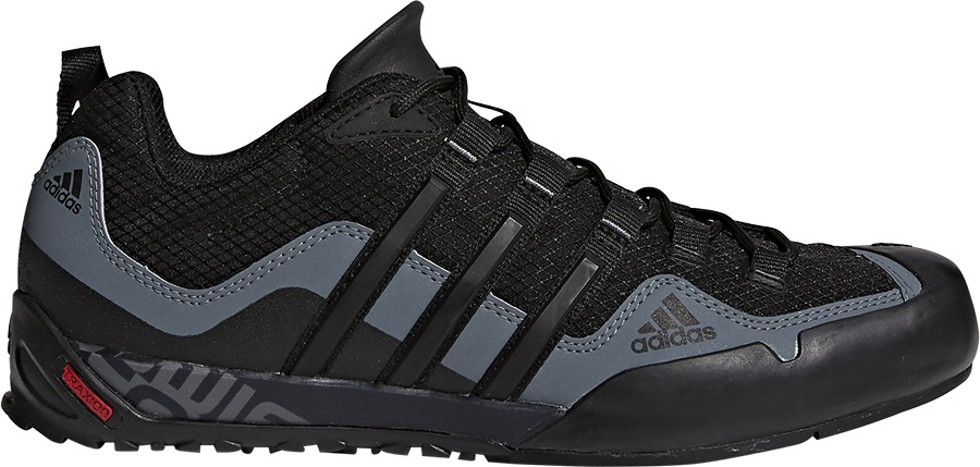 c3eb5ada5681 Adidas Terrex Swift Solo Approach Walking Shoes, UK 7 Black
